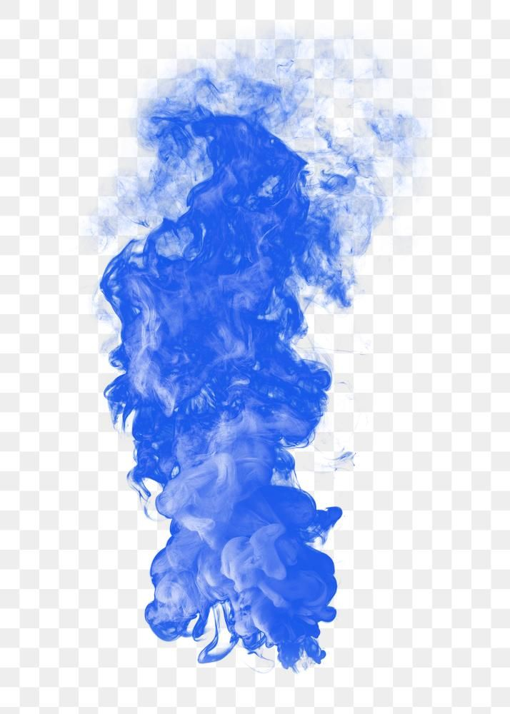 Blue Smoke Effect Design Element Free Image By Rawpixel Com Roungroat Design Element Smoke Vector Smoke Color