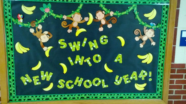 Image result for Welcome Back Bulletin Boards for Elementary