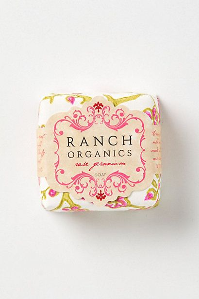Goats Milk Soaps $6.00. DETAILS By Ranch Organics Key ingredients: coconut oil, shea butter 4 oz Handmade in USA Sweet Grass: fresh and crisp with hints of spring rain Lavender:gentle, sweet and comforting Rose Geranium:a smooth, lush floral Cedar Wood: a sweet, toasty aroma infused with warm spices