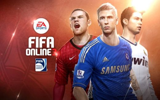 Free download FIFA Online 3 Game HD Wallpaper because theDesktop Background Image for yourportable computer, Macintosh or pc.