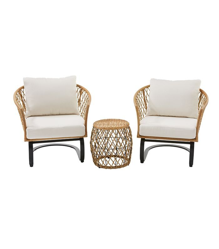 Tiktok Made Me Want To Redecorate My Home Here S What I M Eyeing Wicker Patio Furniture Sets Wicker Patio Furniture Patio Furniture Sets