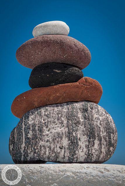 A pile of rocks, I.  © Santorini Photo Tours / Olaf Reinen