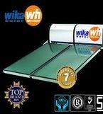 Service Wika WH (Water Heater) Hp 081806479930. Pemanas air matahari bekerja dengan memampaatkan efek thermosiphon antara tangki dan panel kolektor.proses ini terjadi karena adanya perubahan massa jenis air di panel kolektor akibat pemanas sinar matahari