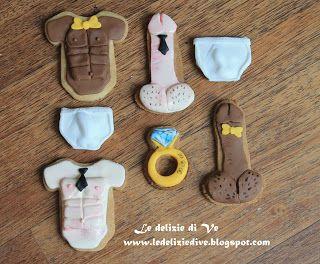 Le Delizie di Ve: Bachelorette cookies