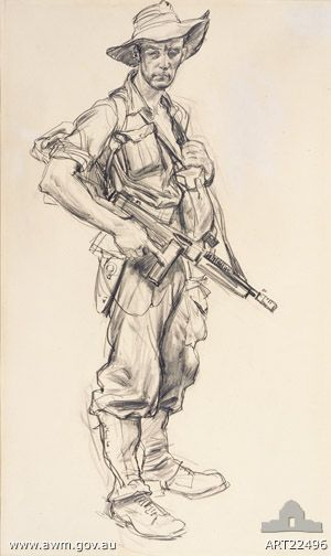http://www.ipas.com.au/images/Picture_Ivor_Hele_In_From_Patrol.jpg