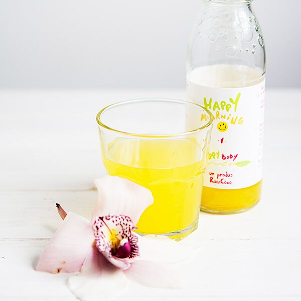#HappyMorning - Drink n.1 of #DetoxHappyBody  raw vegan drinks cold pressed juices  www.rawcoco.ro
