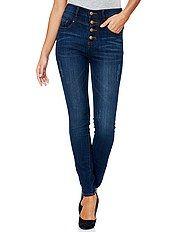 Pantaloni skinny vita alta  24,99 € su www.kiabi.it