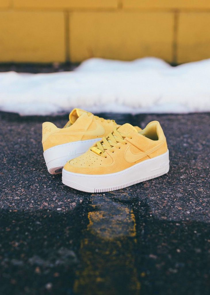air force 1 semelle jaune