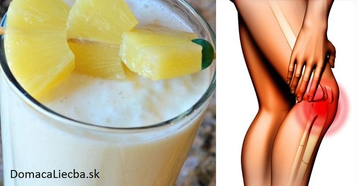 Zázrak na bolesti kolien: Tento hojivý nápoj potlačí každý zápal