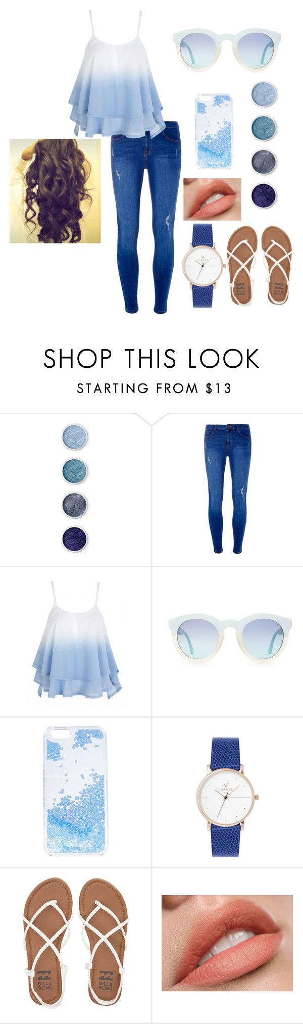 """Drive in"" by ebellows18 on Polyvore featuring Terre Mère, Dorothy Perkins, Skinnydip and Billabong"