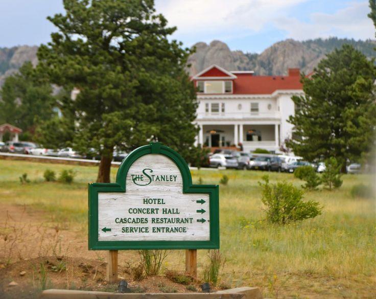 Le Stanley, l'hôtel qui a inspiré Shining | A la fin de la route