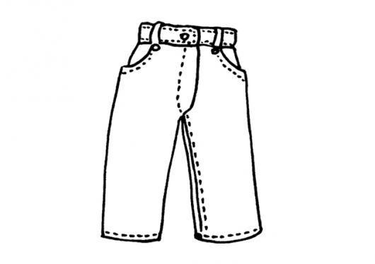 Image Result For Colorear Dibujos Pantalones