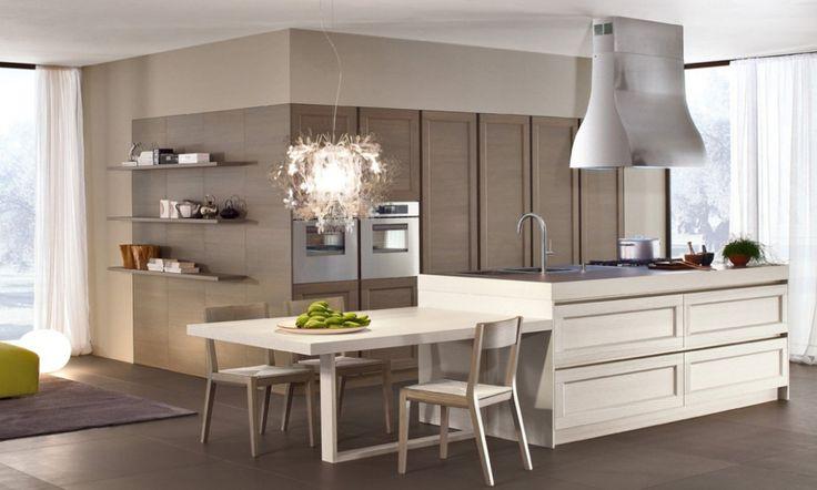 Kuchyně GLAMOUR v sobě spojují klasické i moderní prvky a jsou oblíbené především kvůli elegantnímu designu. Model je k dispozici v klasickém, venkovském nebo moderním stylu. Kuchyně GLAMOUR jsou netradiční hlavně z hlediska možností, které nabízejí - lze přizpůsobit jejich každému prostoru. Na výběr máte z velkého množství skříněk a modulů, které můžete kombinovat tak, aby vznikly moderní kuchyně s ostrůvkem, lineární kuchyně, rohové kuchyně či prostor s barovým pultem na úrovni stolu.