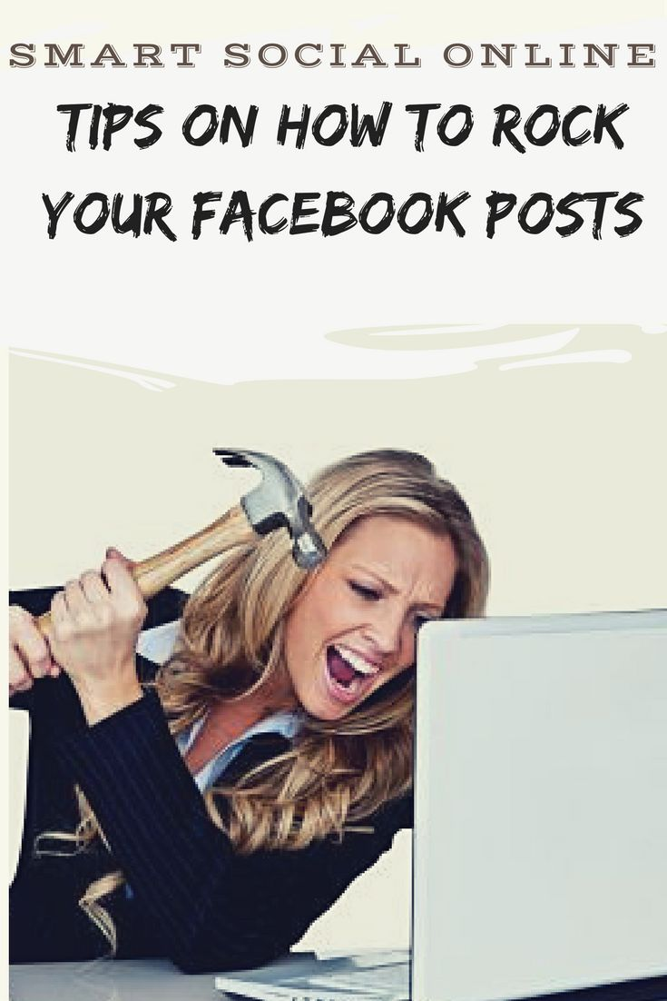 Get my tips on how to get better at your facebook posts and gain new customers and better interaction