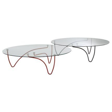 25 best ideas about table basse transparente on pinterest lit arrangement - Table gigogne transparente ...