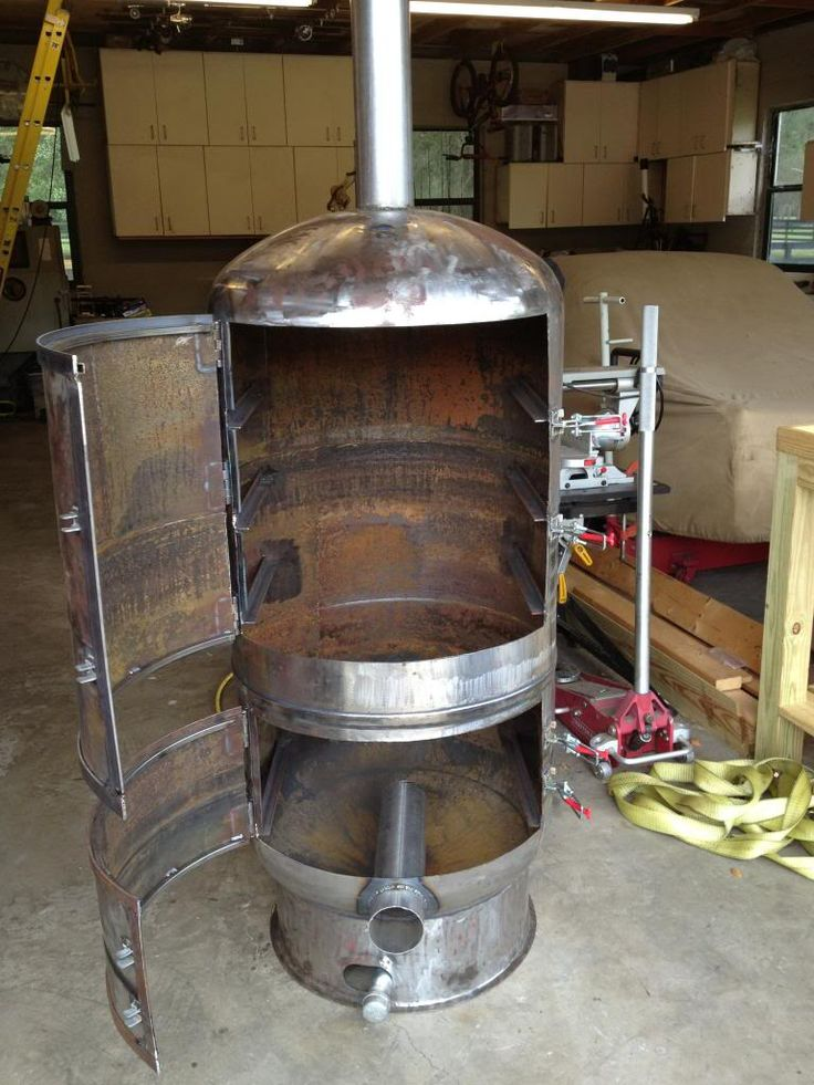 Built In Smoker Outdoor Kitchen: 54 Best Images About 'gear: SMOKERS