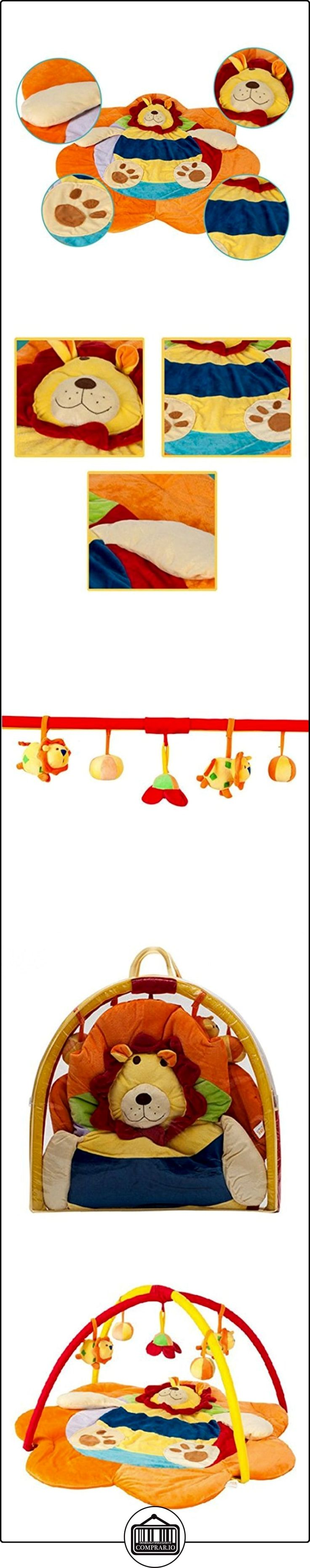 """'szsy Manta """"ZOO Animales con arco Centro de juegos sonidos y música lion kingdom  ✿ Regalos para recién nacidos - Bebes ✿ ▬► Ver oferta: http://comprar.io/goto/B01HMUPWB2"""