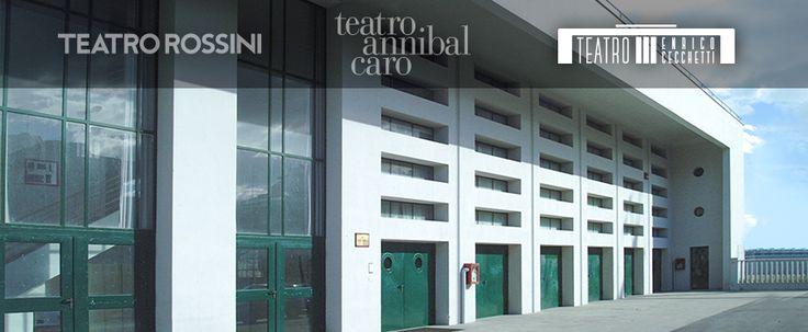 Teatro Cecchetti in #TeatriDICivitanova #CivitanovaMarche (MC)