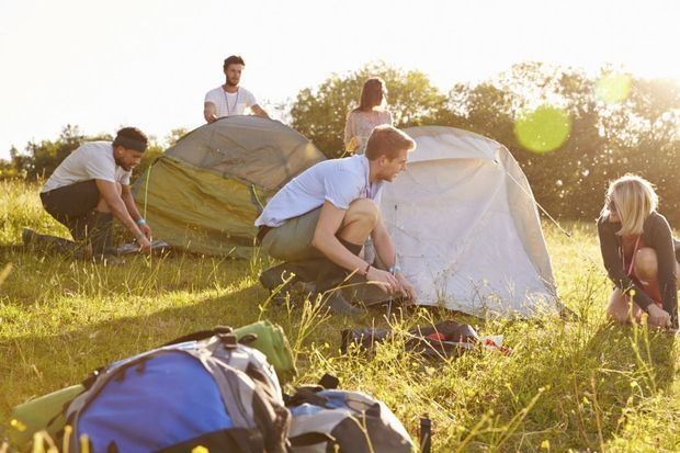 Nieuwe website voor kleinschalige campings