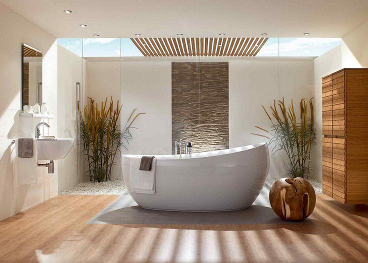Beautiful Grundriss badezimmer Das helle einladende Badezimmer