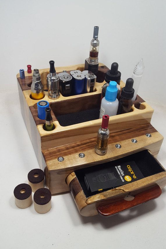 Vape Stand Designs : Best ecig organizers images on pinterest