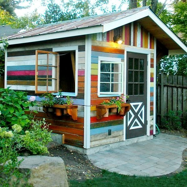 Storage Shed Plans - CLICK THE PICTURE for Various Shed Ideas