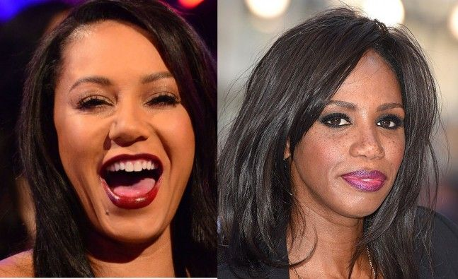 Mel B claims she once beat up All Saints' Shaznay Lewis
