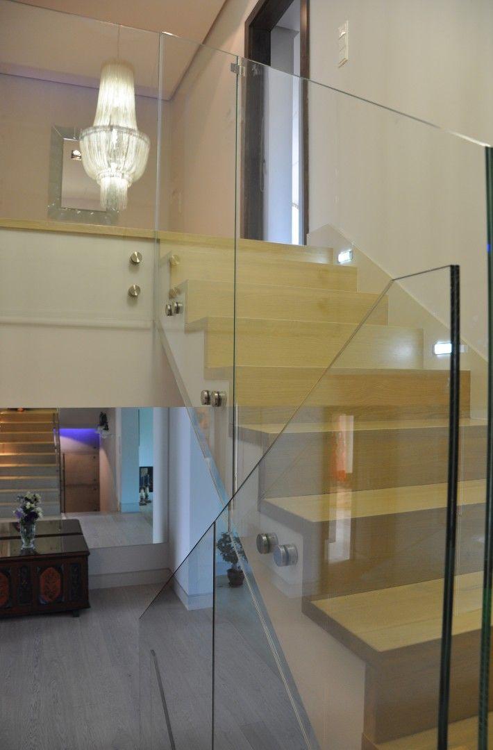 Apartament Poznań - Okucia i Balustrady szklane Produkt Stadip Protect