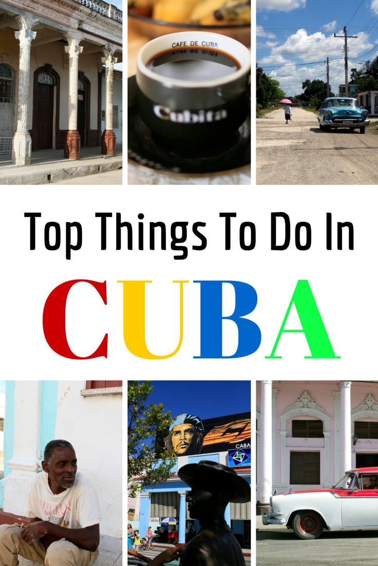 Cuba Top 10 Best Tourist Destinations Beautiful Beaches Destinations And Ranges