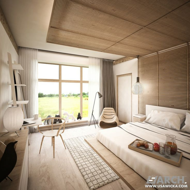 Residence. Bedroom. www.usawicka.com