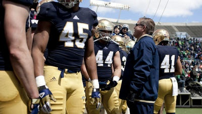 Notre Dame football recruiting: Ohio DB offered by Irish