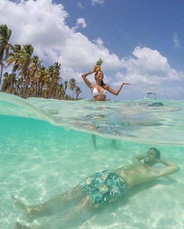 Saona Island, Dominican Republic. Amazing! @beaches_n_resorts