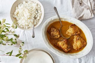 Apple Cider Braised Chicken  Recipe on Food52 recipe on Food52