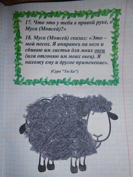 Animals in Quran - sheep