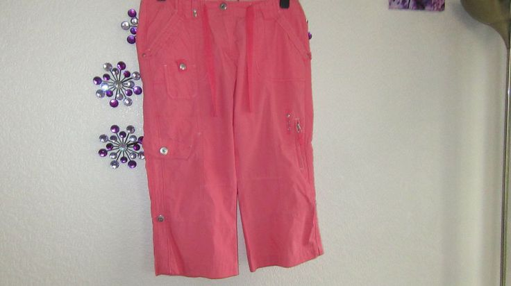 marks@Spencer  cotton      Long  Shorts    size  12   #MarksandSpencer #OtherCasualTrousers