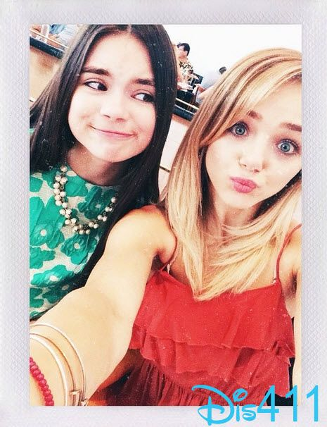 Landry Bender Received Nice Birthday Messages From Friends August 3, 2014