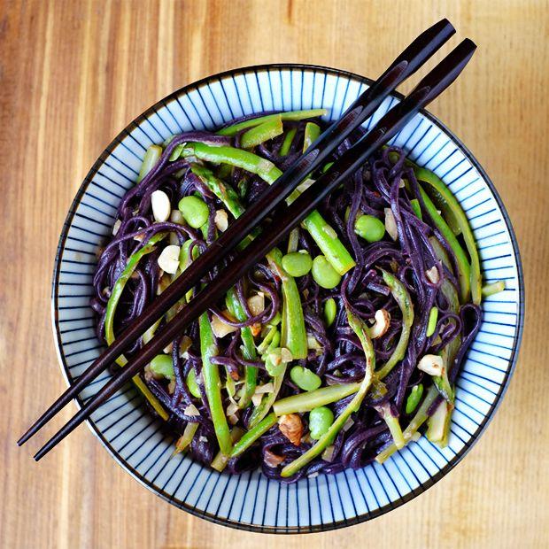 Pad-thai verde - GranoSalis - Blog di cucina naturale e consapevole