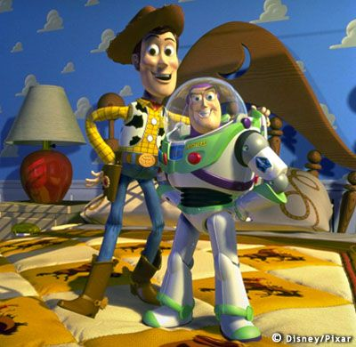 Pixar - an example of a company with a great imaginative, collaborative process; minimal hierarchical restrictions means creativity flows freely at each level