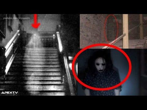 Real Ghost Video_Most Terrifying Creatures Caught On Tape 2016