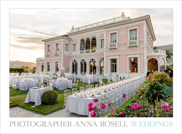 Image Result For Villa Ephrussi De Rothschild Wedding
