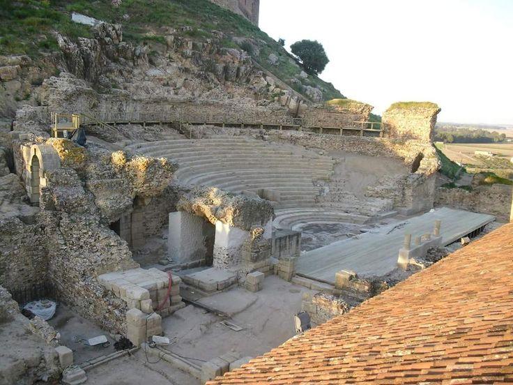 Teatro Romano de Medellin (Badajoz)