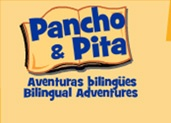 "Pancho & Pita: site with interactive bilingual ""adventures"" and links to language-learning resources."