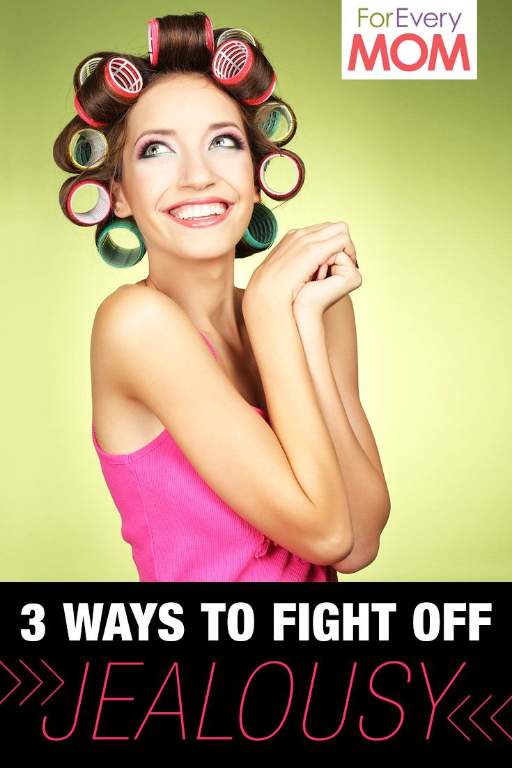 I Want What She Has! 3 Ways to Kick Jealousy to Its Covetous
