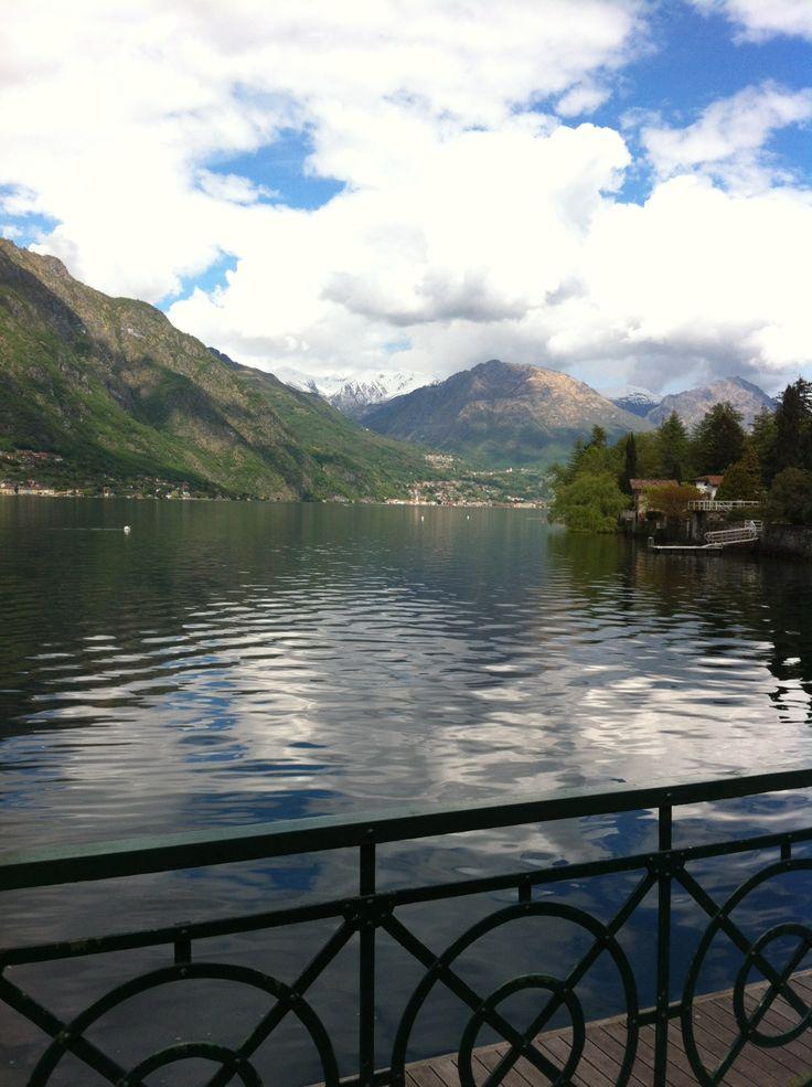 Osteno Lugano Lake
