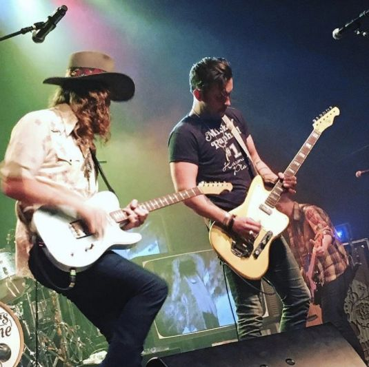 "Our favorite brothers rock out no matter what stage they're on! Jam out to Brothers Osborne's latest single ""It Ain't My Fault""!"