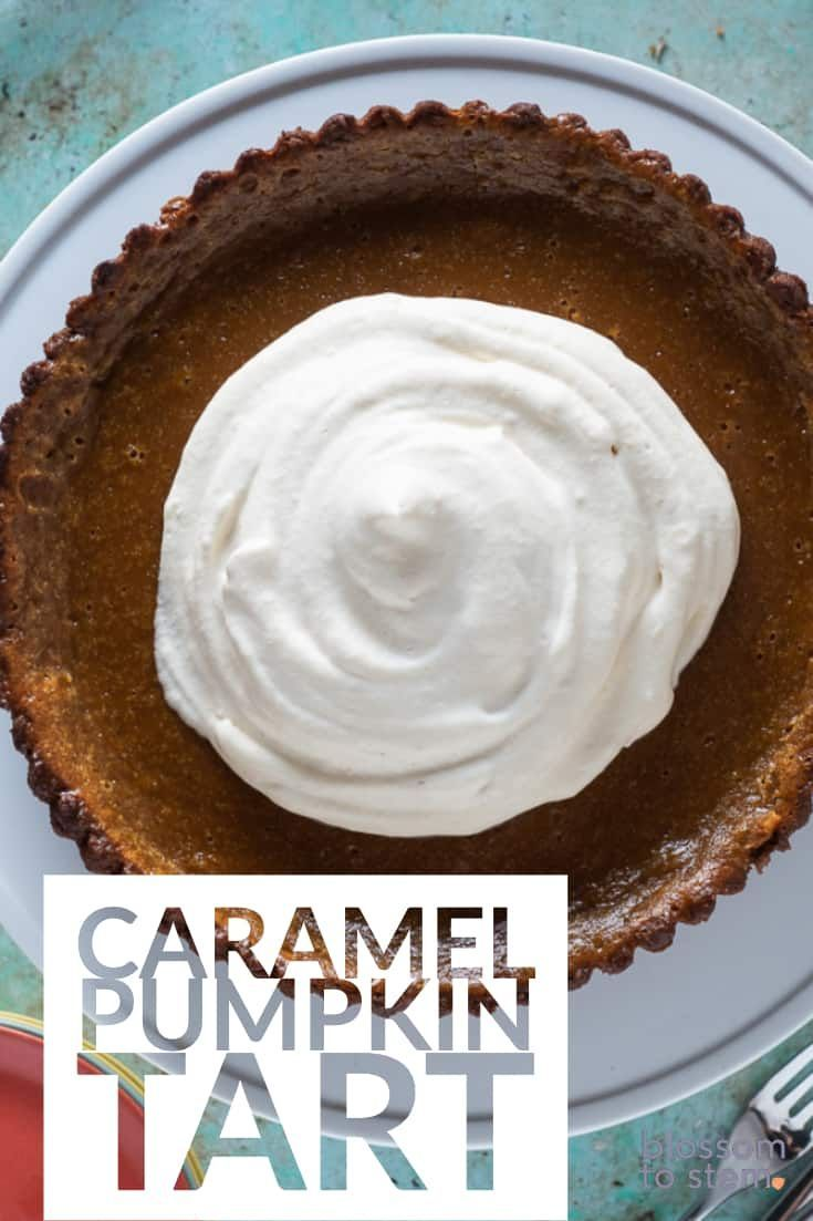 Pumpkin Tart With Gingersnap Crust Mei Baking Pumpkin Tarts Gingersnap Crust Pastry
