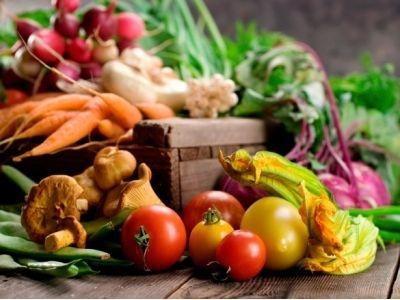 natural organic food by Jessica LeeRoze, via Behance