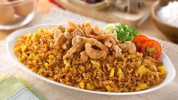 Resep Nasi Goreng Crispy