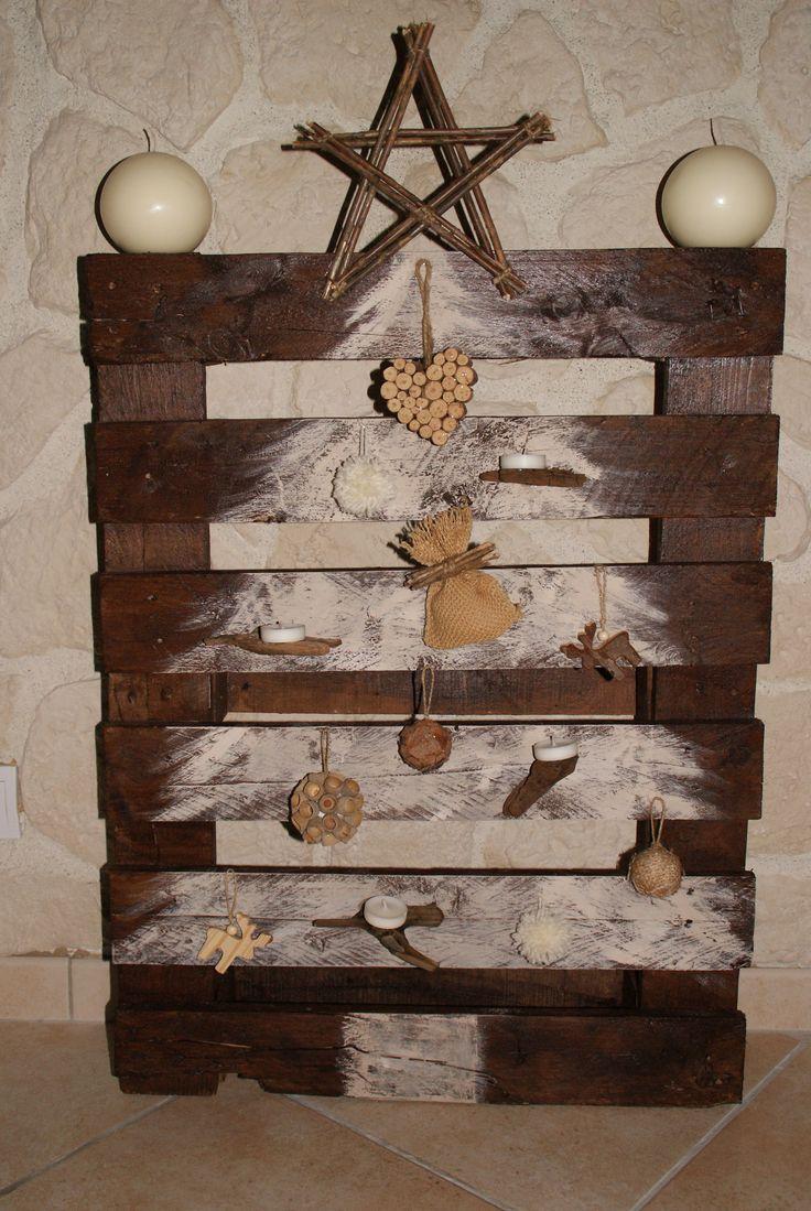 188 best bosch no l images on pinterest do it yourself diy and christmas diy - Deco de noel naturelle ...