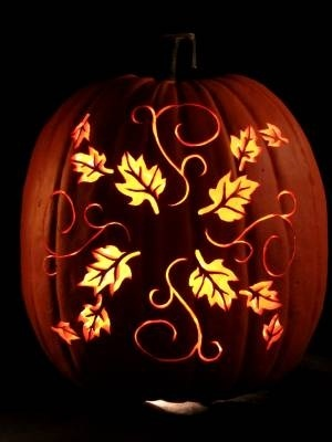 20 best images about tattoos on pinterest leaf tattoos for Fall pumpkin stencils